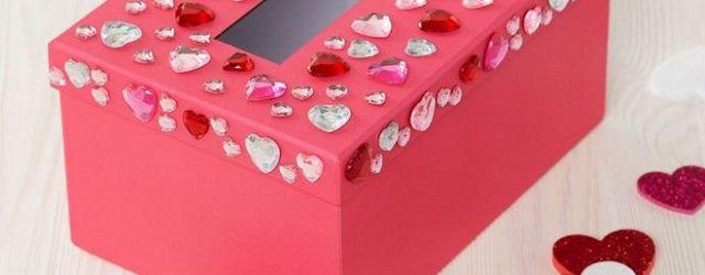 Valentine's Day Box Decorating Ideas