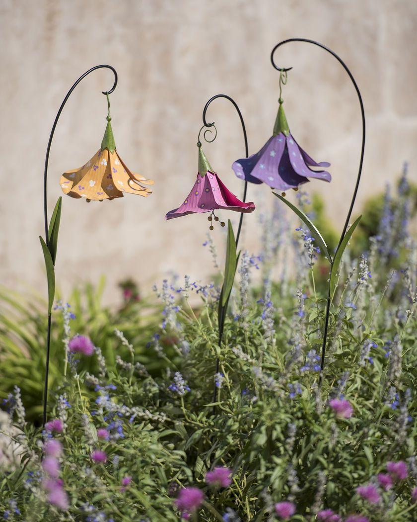 Decorative Garden Stakes DIY