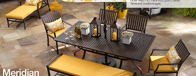 Crate And Barrel Patio Furniture
