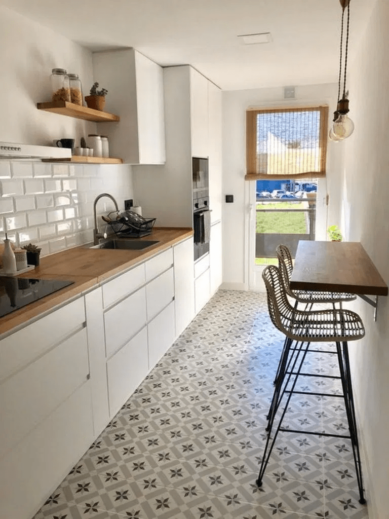 20+ Small Galley Kitchen Ideas On A Budget   MAGZHOUSE