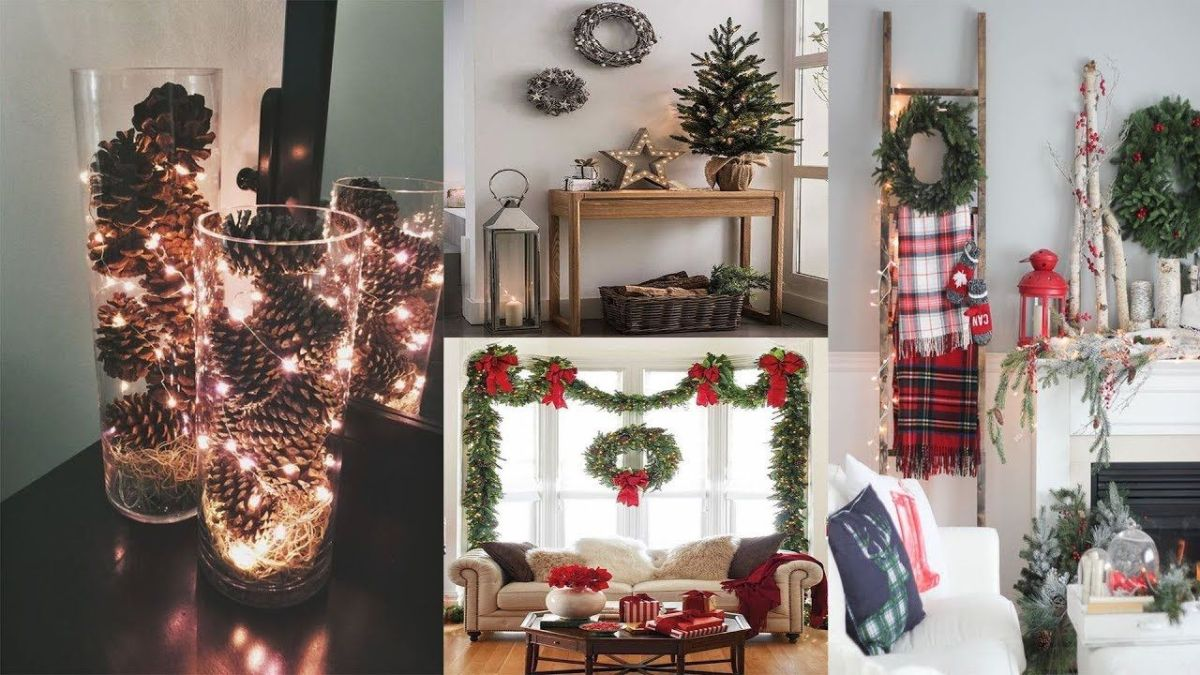 DIY Christmas Home Decor