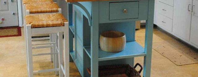 Kitchen Island Cart With Seating