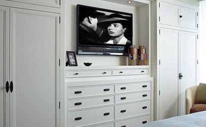 Built In Bedroom Cabinets