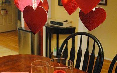 Valentines Party Decoration Ideas