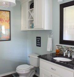 Bathroom Cabinet Above Toilet