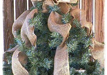 Christmas Tree Ribbon Topper