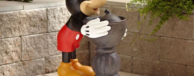 Mickey Mouse Outdoor Decorations