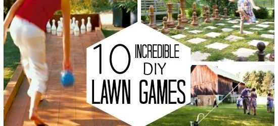 Backyard Games For Adults