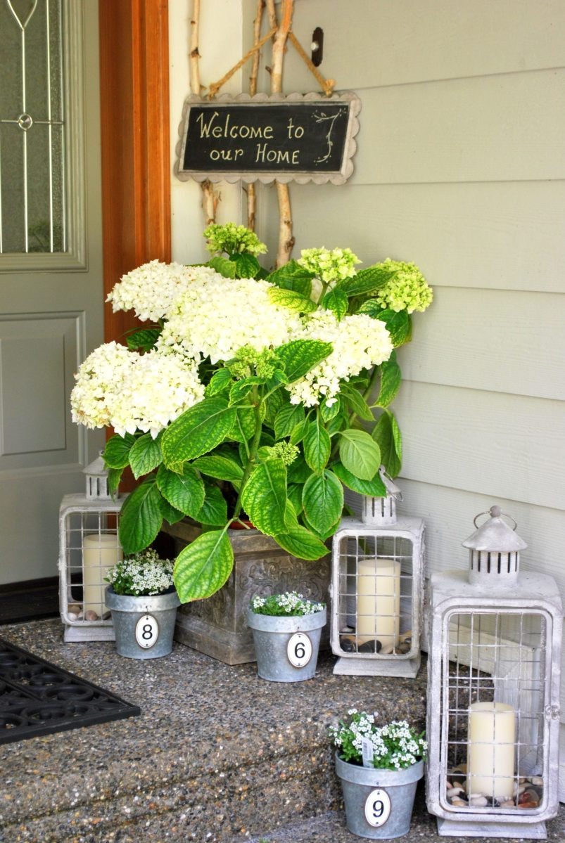 Porch Decorations For Summer