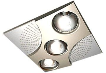 Bathroom Heater Fan Light