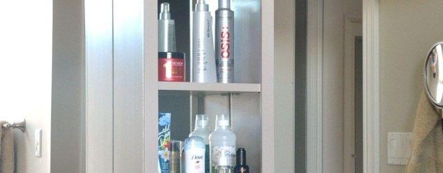 Bathroom Vanity Storage
