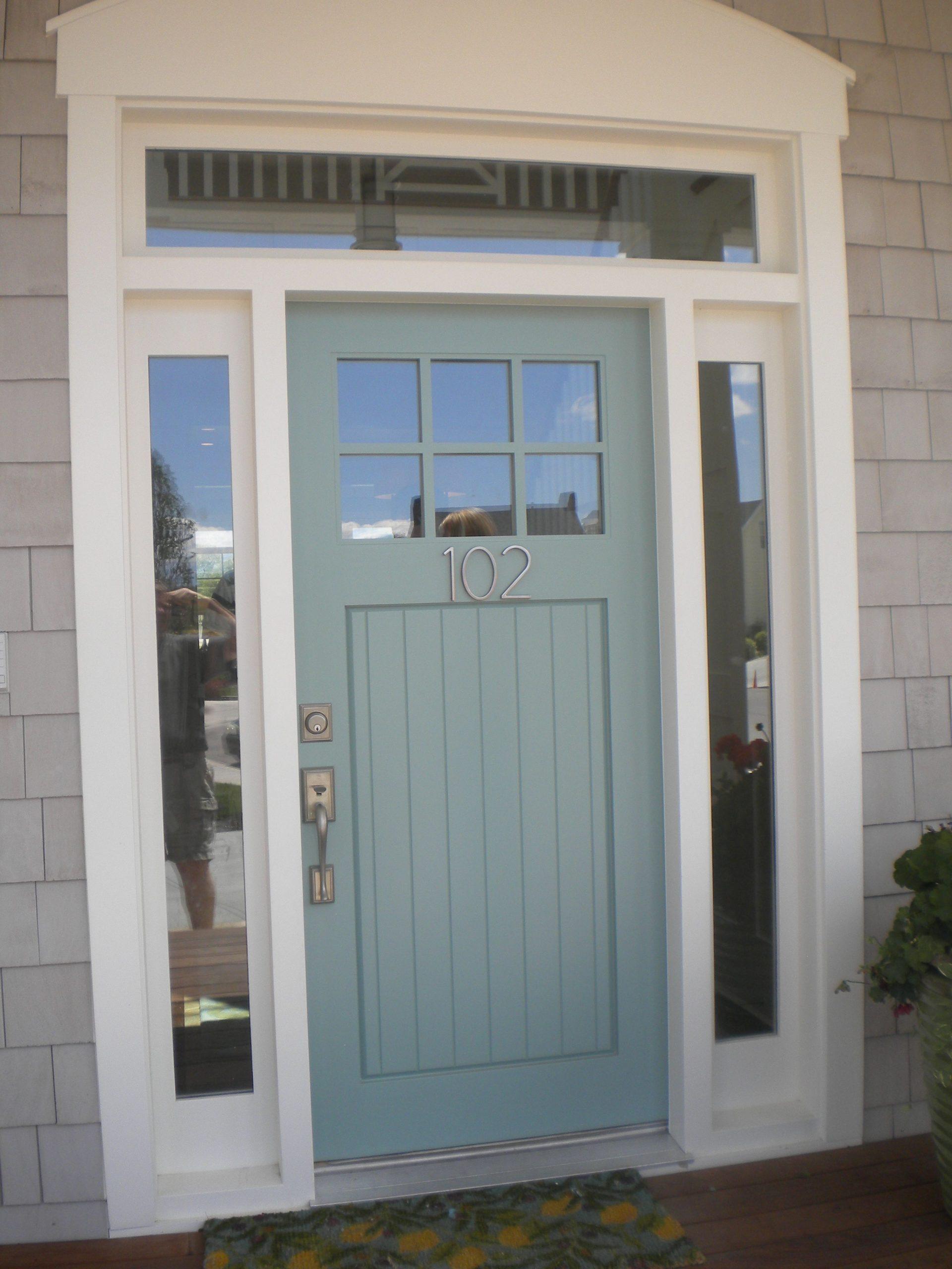 20 Exterior Door Colors Magzhouse