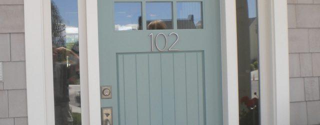 Exterior Door Colors