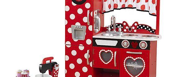 Minnie Mouse Kitchen Toys