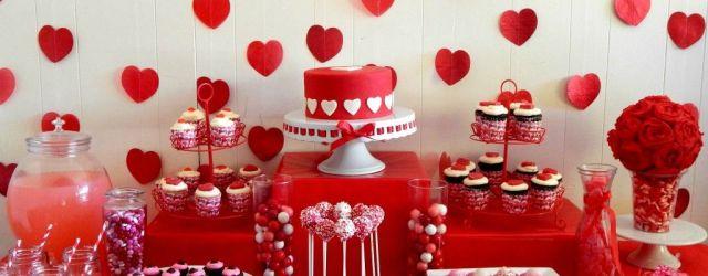 Valentine's Day Party Decoration Ideas