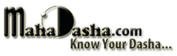 Mahadasha.com – Know Your Dasha
