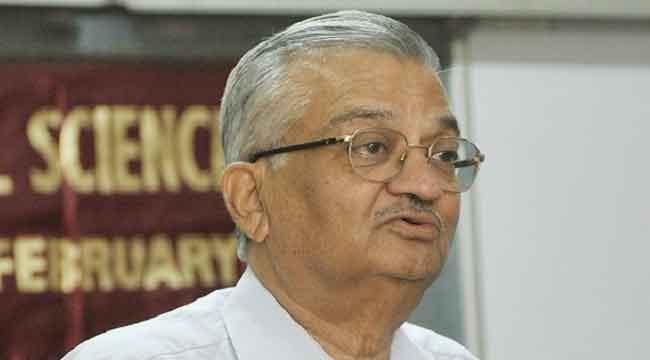 कुलगुरू निवडीत कोणताही हस्तक्षेप होणार नाही: डॉ. अनिल काकोडकर