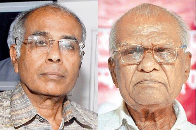 डॉ. नरेंद्र दाभोलकर व कॉ. गोविंद पानसरे हत्या: 'म्हातारे आरोपी पकडणार का?