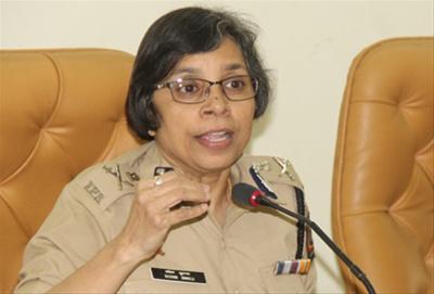 पोलीस आयुक्त रश्मी शुक्ला यांना आयोगाची नोटीस