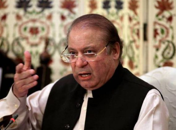 भारत-चीन संबंधांतून पाकिस्तानने धडा घ्यावा – नवाज शरीफ
