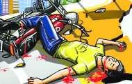 अवैध वाळू वाहतूक करणाऱ्या डंपरच्या धडकेत तरुणीचा मृत्यू