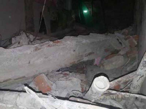 गोवंडीत घर कोसळून कामगाराचा मृत्यू