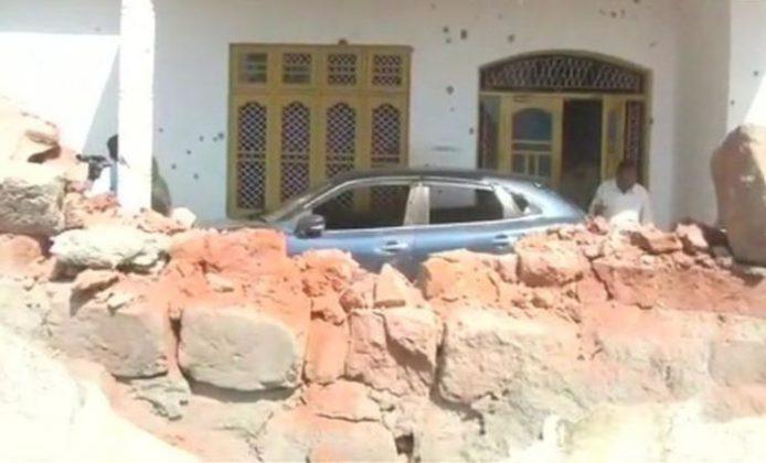जम्मू-काश्मीरमध्ये पाककडून गोळीबार सुरूच; 4 नागरिकांचा मृत्यू