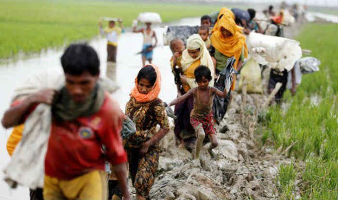 रोहिंग्य मुस्लिमांसाठी भारताची मदत…