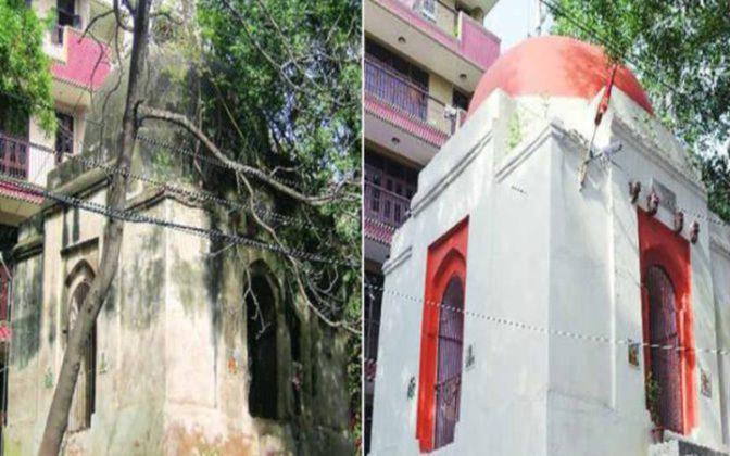 मोहम्मद तुघलकच्या काळातील ऐतिहासिक स्मारक बनले शिव मंदिर