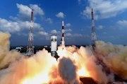 नव्या वर्षातील इस्त्रोची पहिली मोहिम यशस्वी, लष्करी उपग्रहाचे यशस्वी प्रक्षेपण