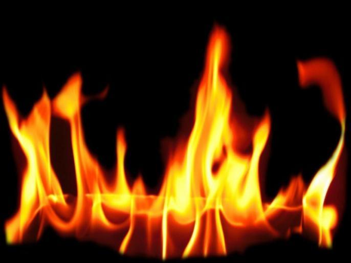 साईनाथ नगरमध्ये शॉर्टसर्किटमुळे इमारतीला आग