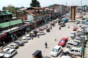 काश्मीरमध्ये गेल्या तीन महिन्यांत १० कोटी रुपयांचा व्यवसायिक तोटा