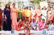 जागतिक महिला दिन : स्वायत्त श्रमिक महिला प्रतिष्ठानच्या वतीने कचरावेचक महिलांना सन्मान