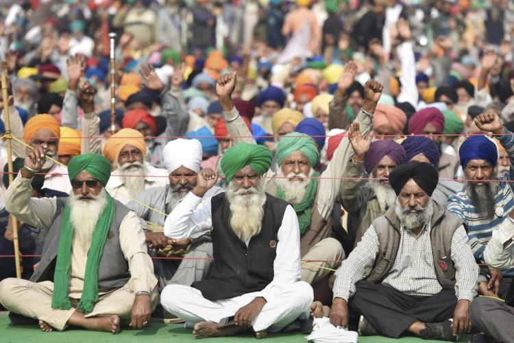 शेतकरी आंदोलनात दहशतवादी, पण कायद्यात बदल आवश्यक; भारतीय किसान संघाची टीका