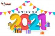 #Mahaenews! महाईन्यूजचे सर्व वाचकांना नूतन वर्षाच्या खूप खूप शुभेच्छा!