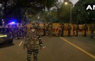 दिल्लीतील व्हीव्हीआयपी परिसरात स्फोट; सुरक्षायंत्रणा सतर्क