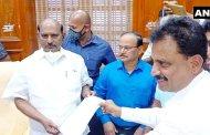 काँग्रेस नेते ए जॉन कुमारांनी दिला आमदार पदाचा राजीनामा