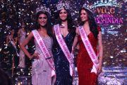 तेलंगणाच्या मानसा वाराणसीच्या डोक्यावर मिस इंडियाचा ताज
