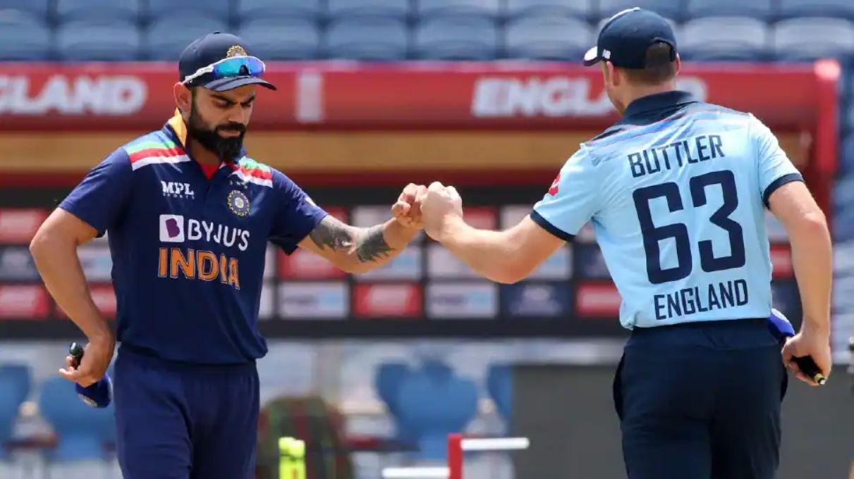 Ind vs Eng 2021 : टीम इंडिया 329 धावांवर ऑल आऊट, ऋषभ पंत, धवन, हार्दिक पांड्याची अर्धशतकं