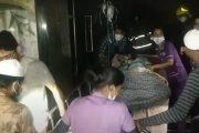 मुंब्य्रातील प्राईम हॉस्पिटलला मध्यरात्री भीषण आग; 3 जणांचा दुर्दैवी मृत्यू