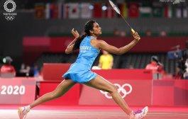 पी व्ही सिंधू उपांत्यपूर्व फेरीत, टोकियो ऑलिम्पिकमध्ये पदकाची संधी
