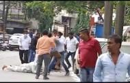 शिवसेना-भाजपा राडाप्रकरणी कार्यकर्त्यांविरोधात गुन्हे दाखल