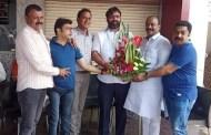 फ्रेंडशीप डे सेलिब्रेशन : भाजपा शहराध्यक्ष तथा आमदार महेश लांडगे म्हणतात… ''ये दिल तुम्हारे प्यार का मारा है दोस्तों...'' पण…!