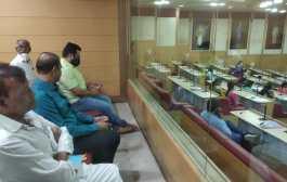खासदार डॉ. अमोल कोल्हे यांचा महापालिकेच्या कारभारावर 'वॉच'