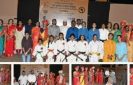 यमुनानगरमध्ये नवदुर्गा सन्मान, महिला स्वसंरक्षण मार्गदर्शन शिबिर