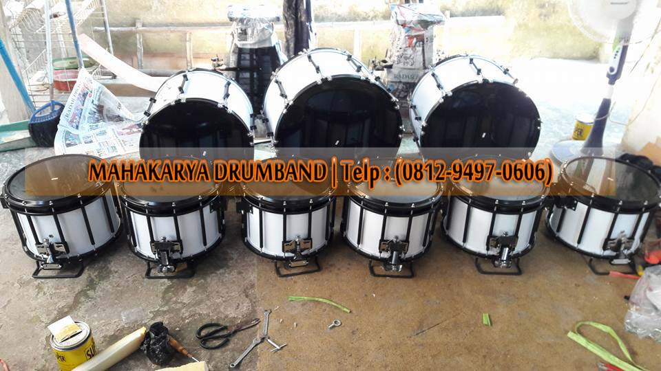 Penghasil Marching Band SD 1 Set Full Masohi