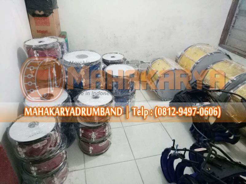 Produsen Marching Band SD Set Pulau Morotai