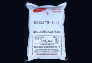Insulating Castables Maxlyte-11 LI
