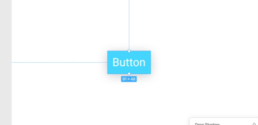 Button Object Figma / How to Fix Cropped Shadows in Figma
