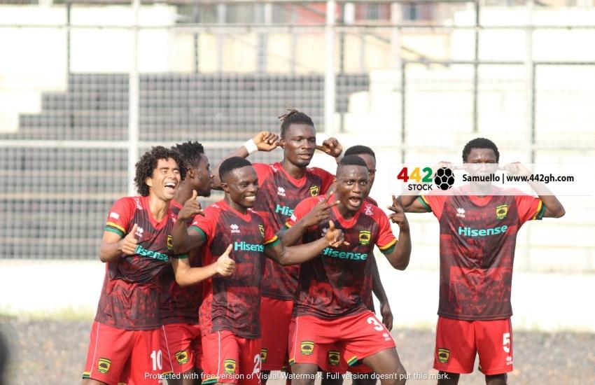 Highlights: Asante Kotoko 4-0 Bechem United - MahamaShaibu.com